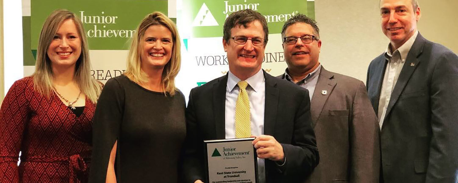 Junior Achievement Award