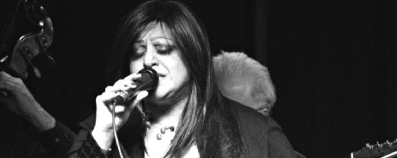 Jazz Singer Maria Jacobs