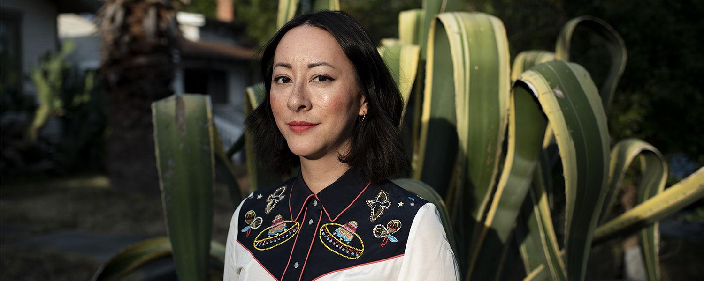 Jennifer Ling Datchuk portrait by Clint Datchuk
