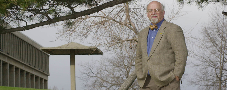 Professor Emeritus Jerry Lewis
