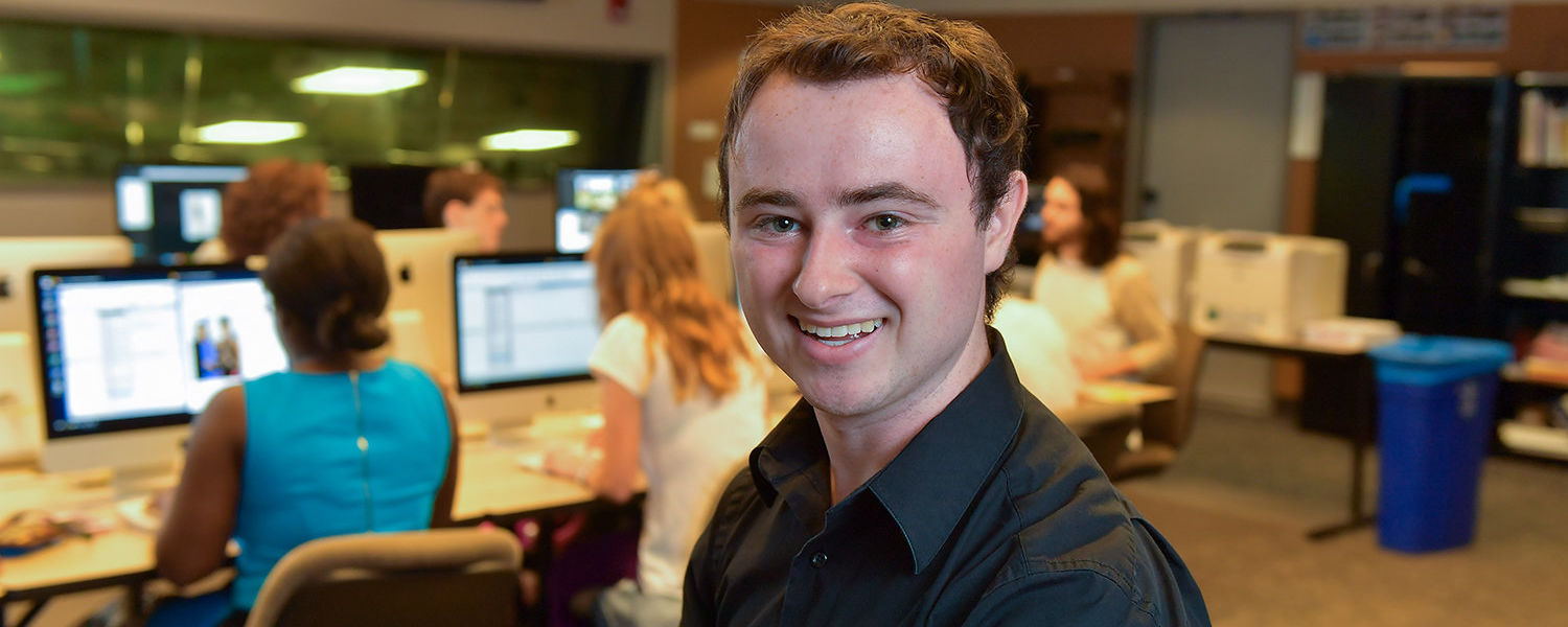 Kent State journalism student Jimmy Miller was one of 31 reporters selected by the News21 program to explore voting rights and patterns in advance of the 2016 presidential election.