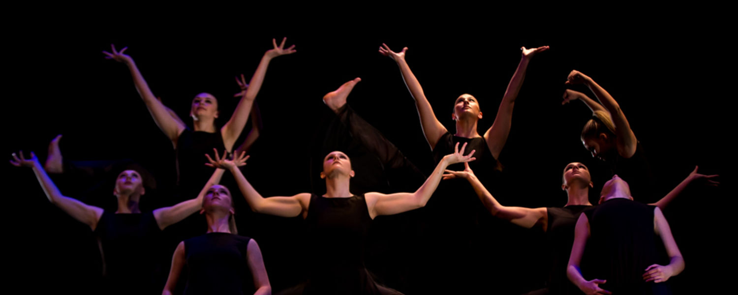 The Kent Dance Ensemble will perform June 8 at the Kennedy Center in Washington, D.C.