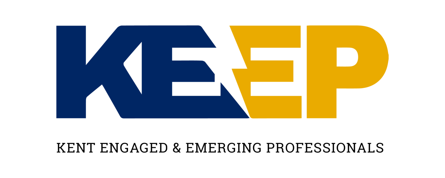 Kent Engaged and Emerging Professionals logo