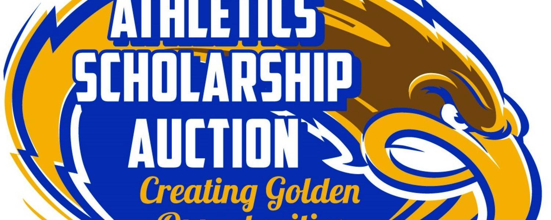 Athletics Scholarship Auction logo