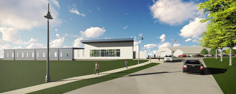 Proposed KSU Airport Classroom: North