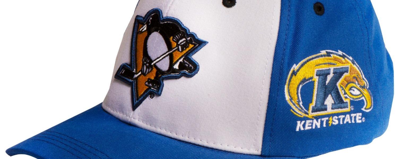 Penguins/Flashes ball cap