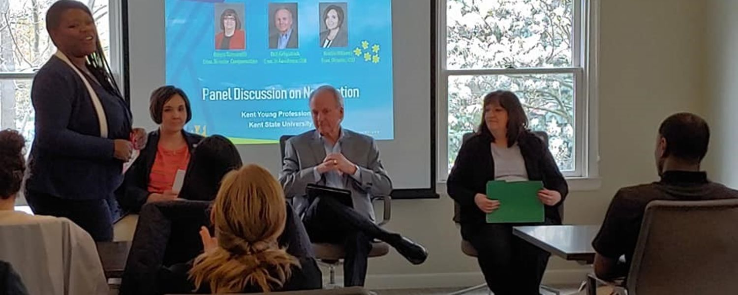Kent Young Professionals Panel Discussion