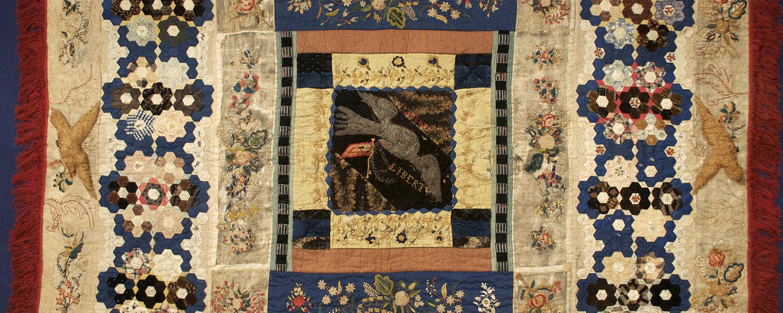 Ohio Quilts Exhibit - Keckley Quilt