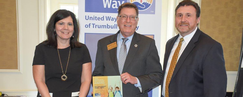 United Way Award