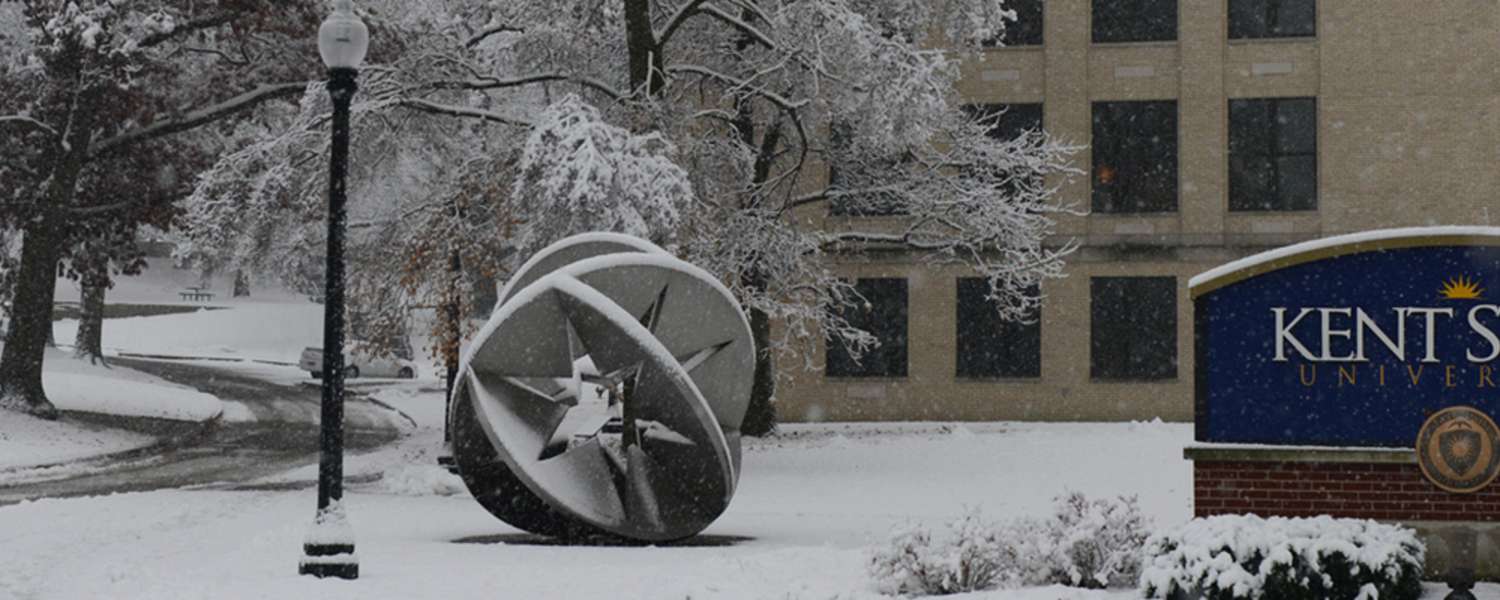 The Four Seasons at Kent State - Winter