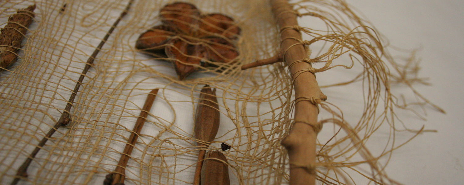 Weaving by Luella Williams