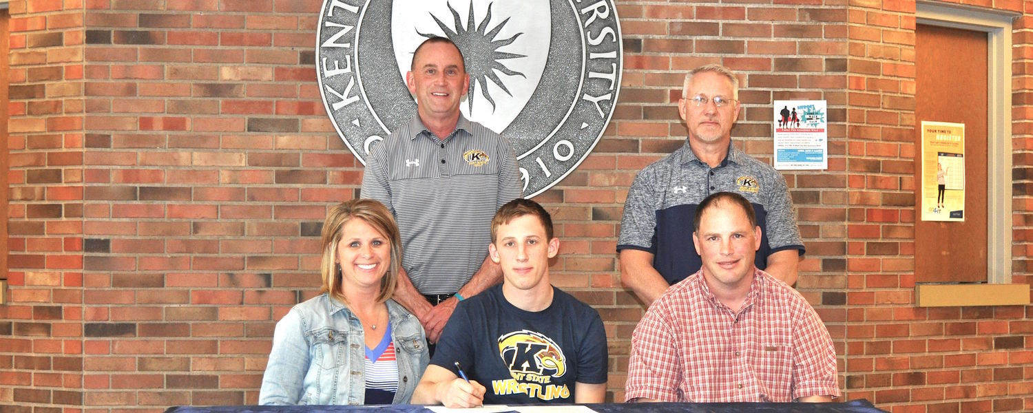 Lane Householder signing