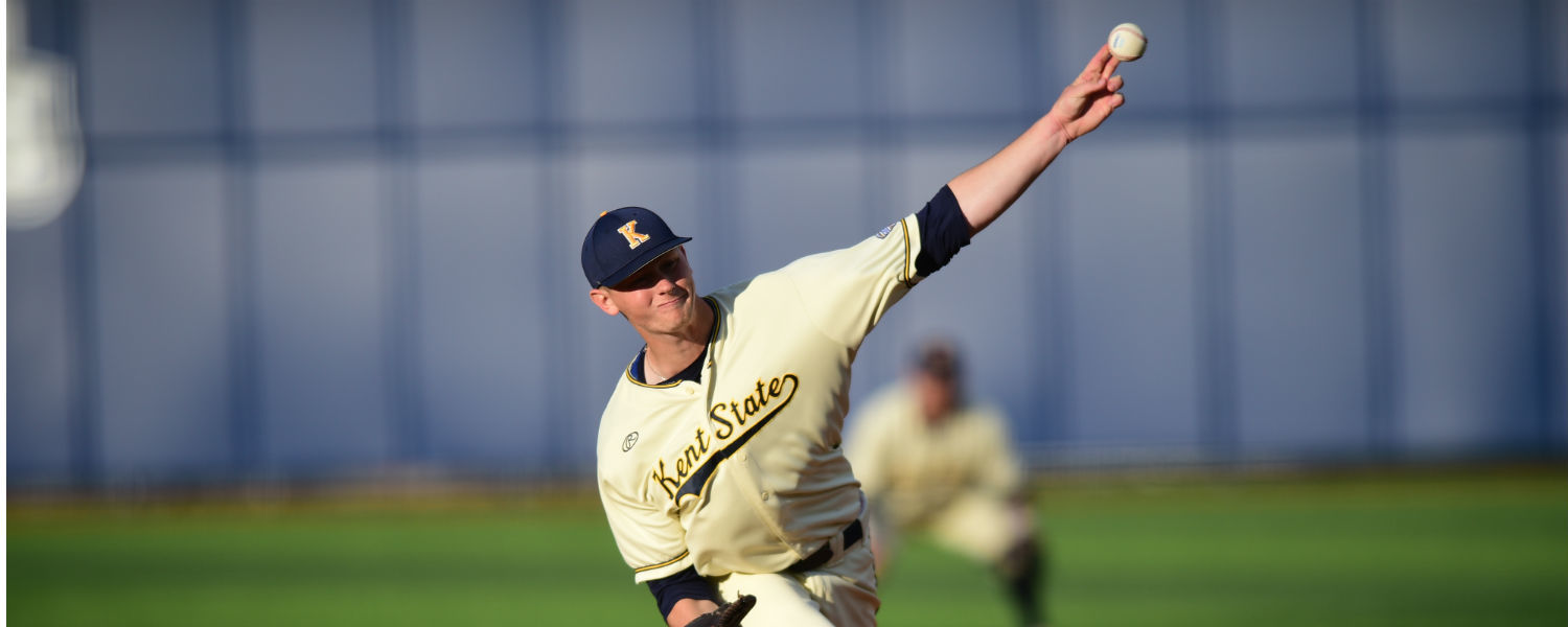 Kent State baseball player Eric Lauer has been named the Louisville Slugger NCAA Division I Player of the Year by Collegiate Baseball newspaper. He also has earned First Team All-America and Academic All-America honors.