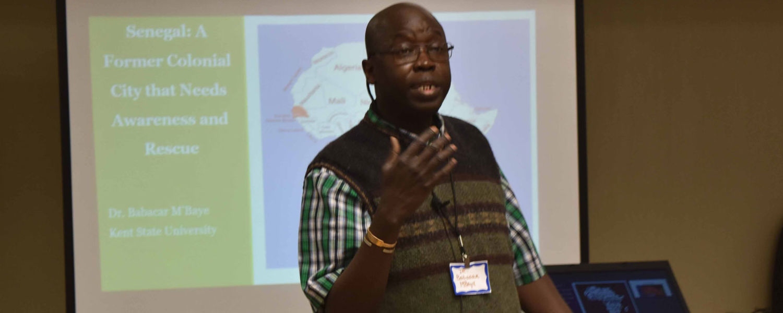 Dr. Babacar M'Baye