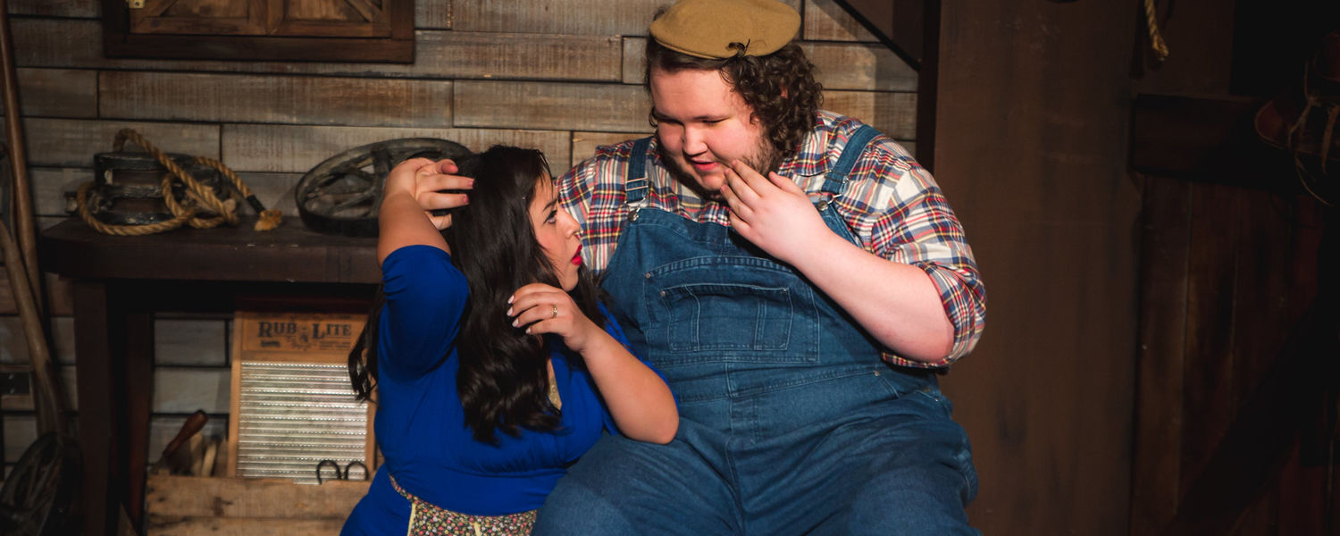 'Of Mice and Men' opens April 12