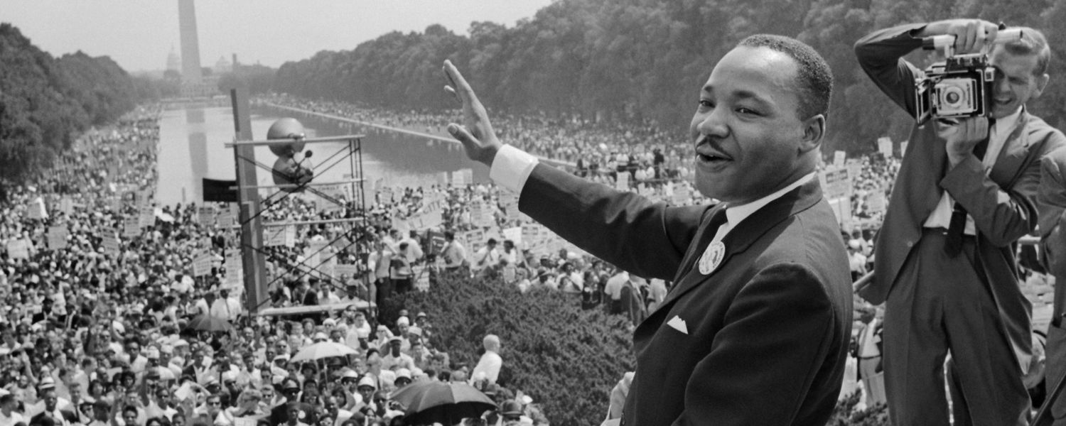 Campus-Wide Dr. Martin Luther King Jr. Day Observance