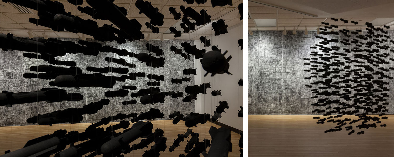 Mahwish Chishty, Ford Foundation Gallery, Hellfire