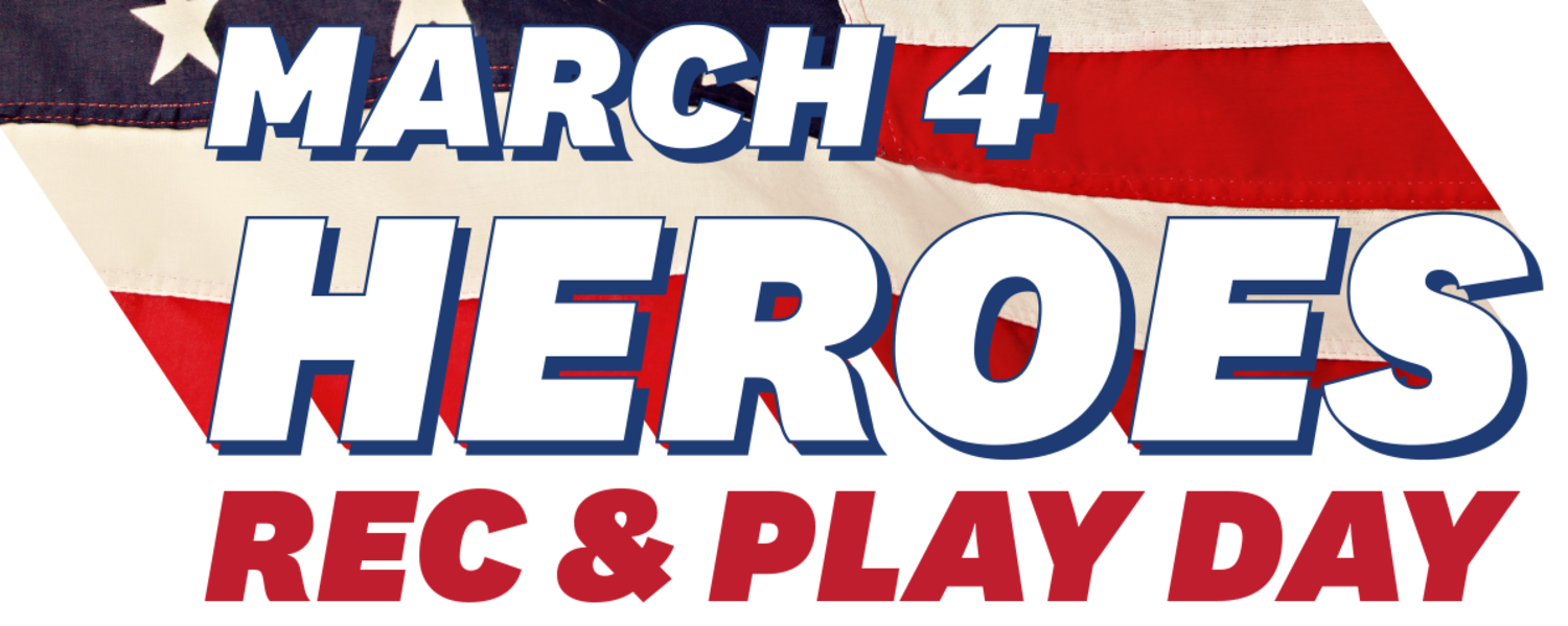 March 4 Heroes logo