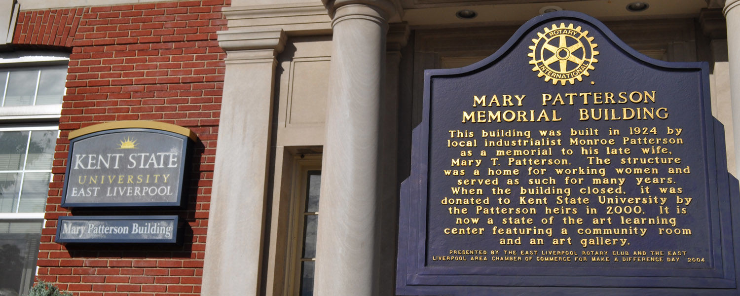 Mary Patterson Building, 213 East Fourth Street East Liverpool, OH 43920