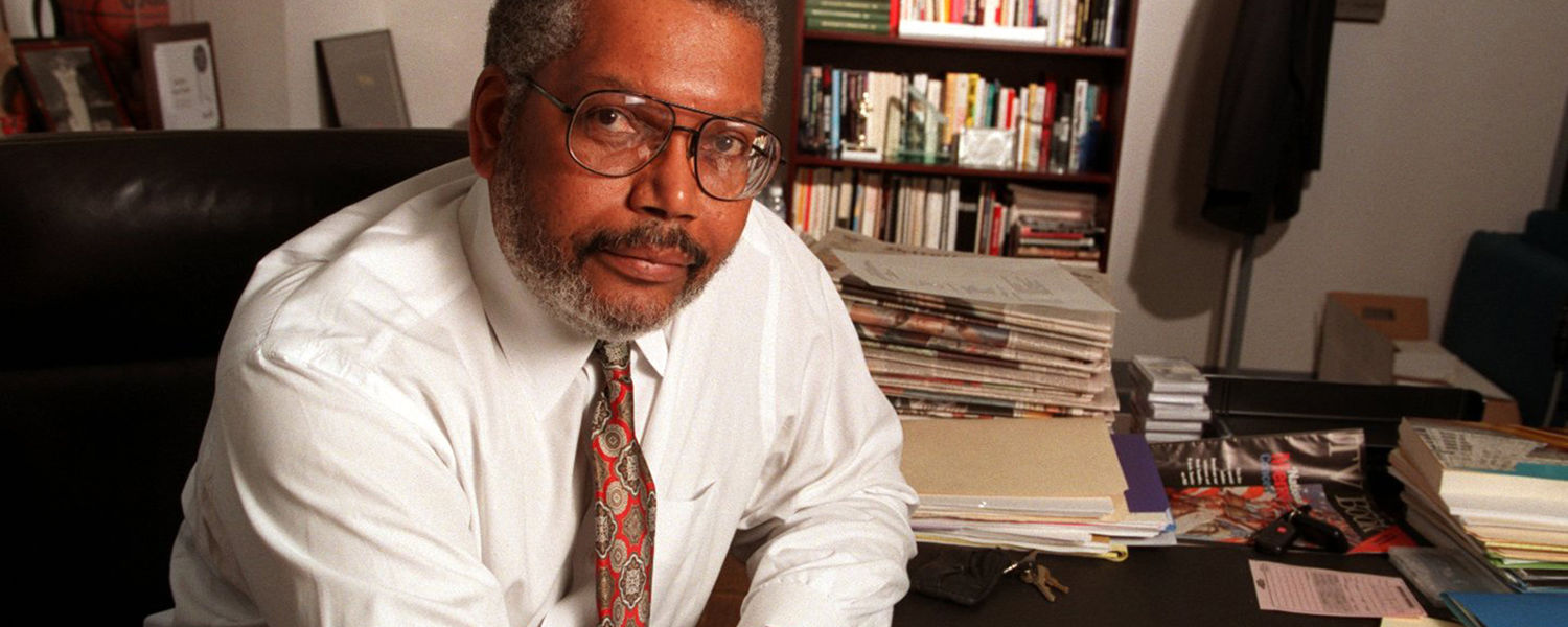 Robert G. McGruder was a 1963 graduate of Kent State and a foundational local figure for diversity in journalism.