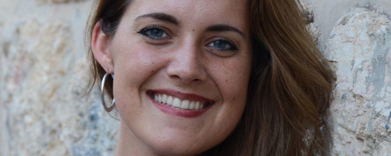 Megan Swoger is a 2018 Portz Scholar