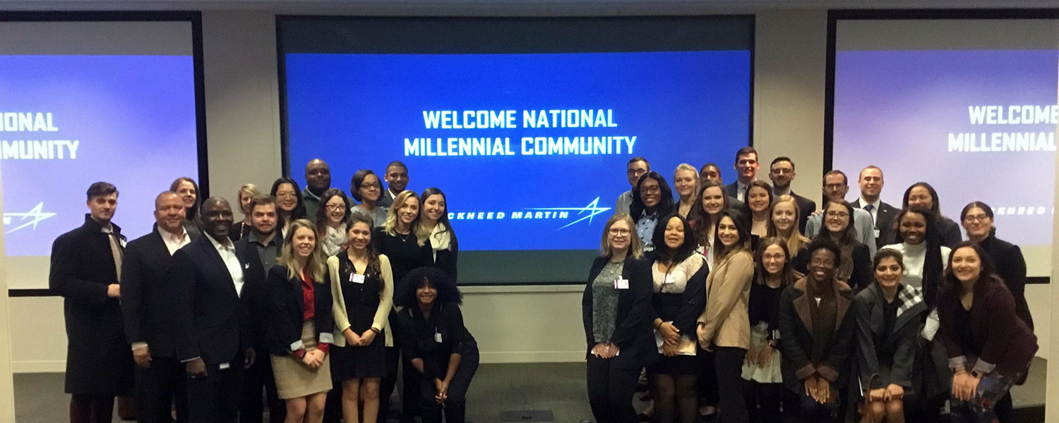 Members of the National Millennial Community from across the United States