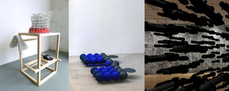 Peter Christian Johnson, Paul O'Keeffe, Mahwish Chishty - artwork