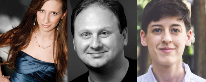 Mellissa Davis, Tim Culver, Emily Cooley