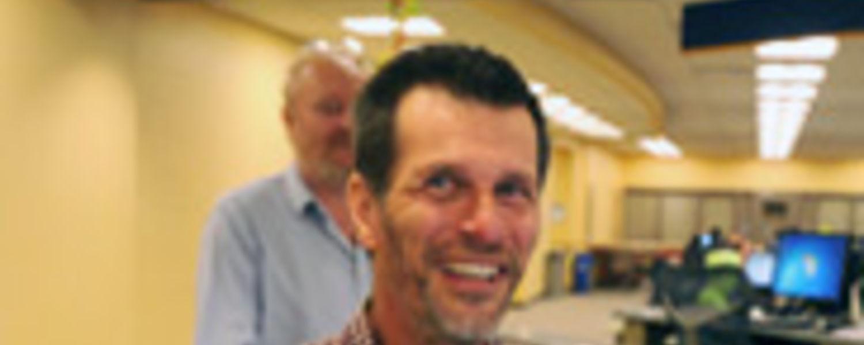 Kent State University math instructor Randy Ruchotzke has earned an Outstanding Teaching Award.