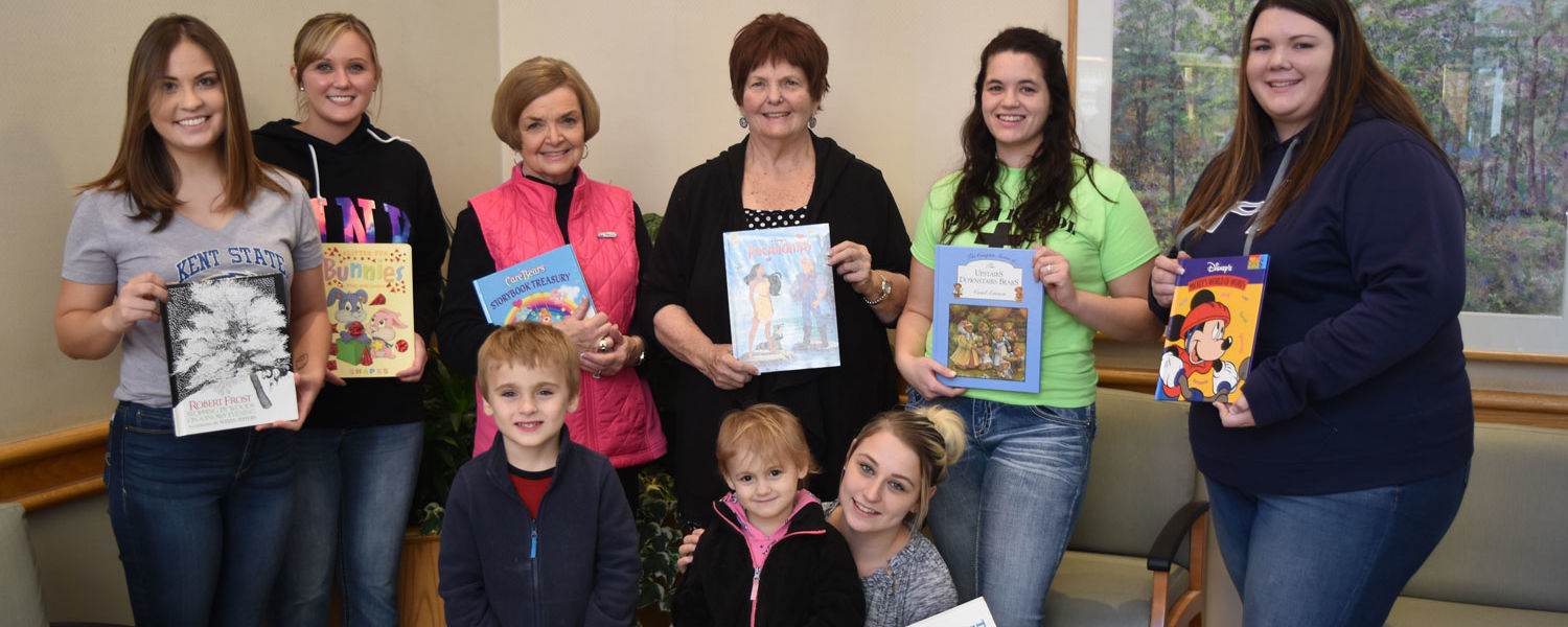 Yearly book drive to benefit East Liverpool City Hospital