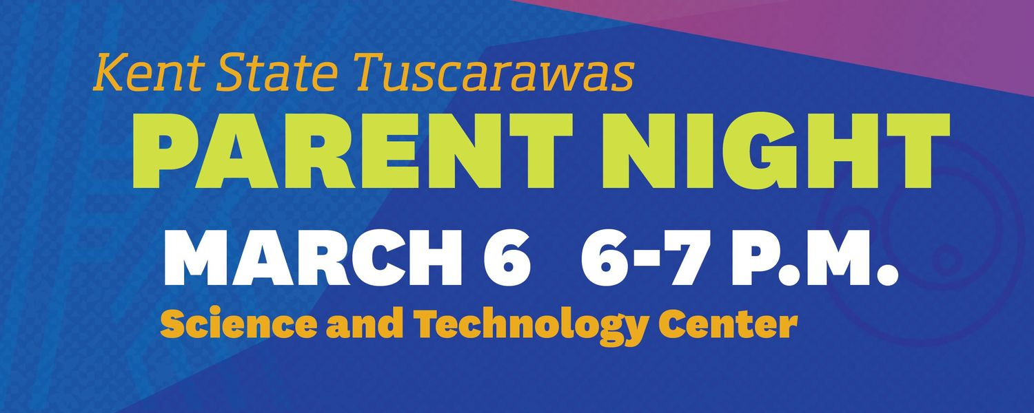 Parent Night web banner
