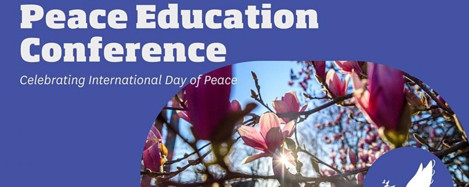 Peace Education Conference image