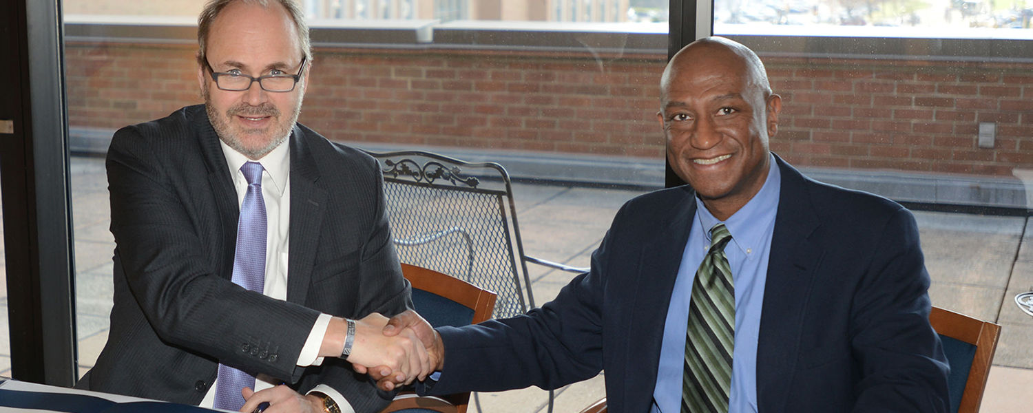 Kent State University has signed a memorandum of understanding with the National Park Service,   providing for enhanced collaboration in the Cuyahoga Valley National Park. Todd Diacon, Kent State's   senior vice president for academic affairs and provost