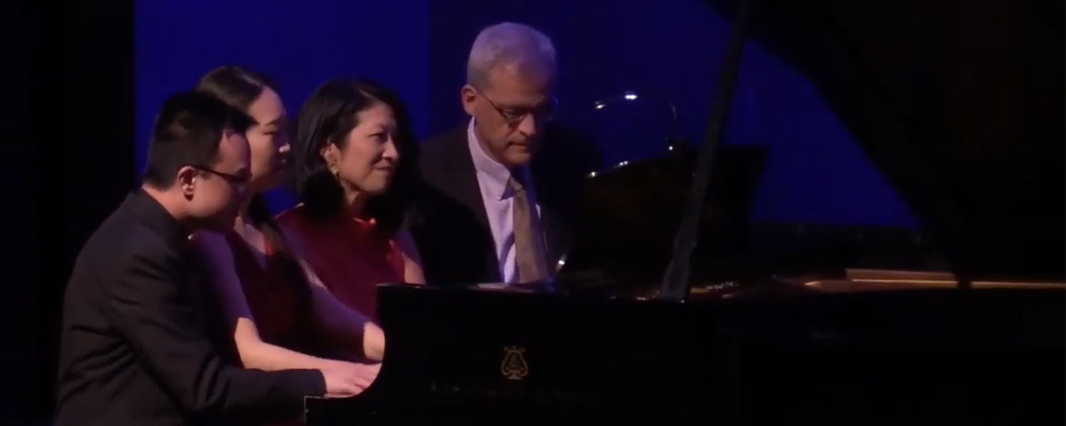 Faculty Perform During Kent State's Piano Division Scholarship Gala Concert