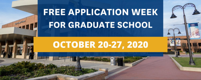 Free Grad App Week 2020