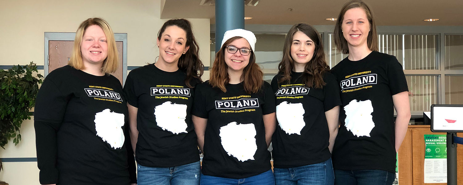 Students heading to Poland for Spring Break