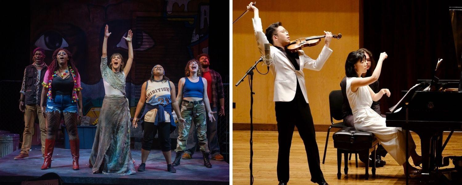 Porthouse Theatre and Kent Blossom Music Festival Return for Live, In-Person Performances