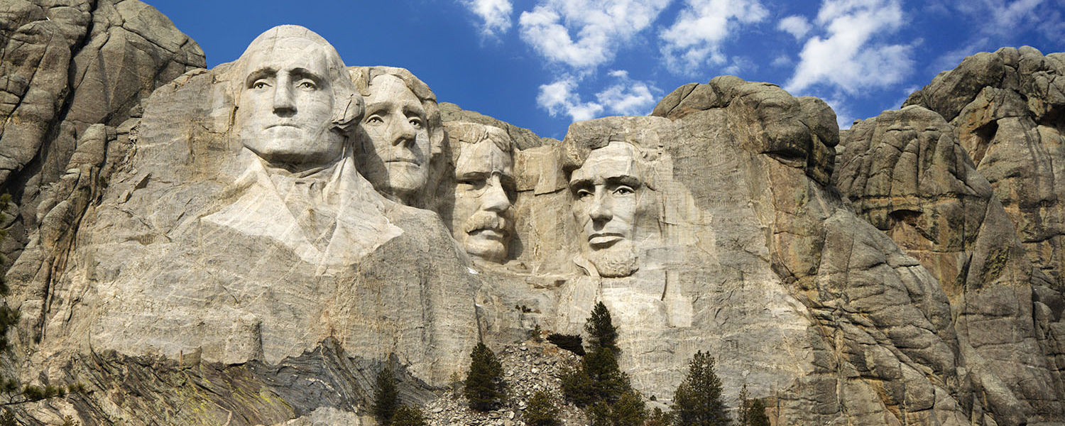 Picture of Mount Rushmore