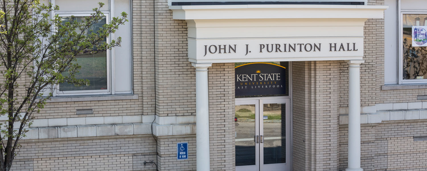 Purinton Hall- Kent State University at East Liverpool
