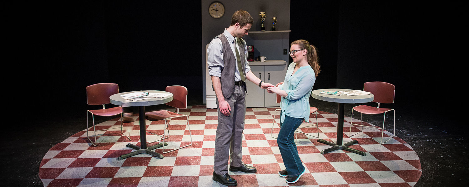 Theatre's Reasons to Be Happy Opens on Friday, April 14