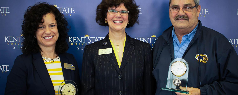 2015 Staff Excellence Award Recipients