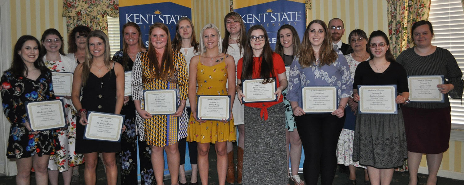 Students on the President's List