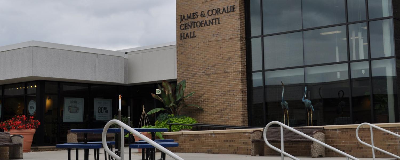 Kent State University at Salem James and CoralieCentofanti Hall