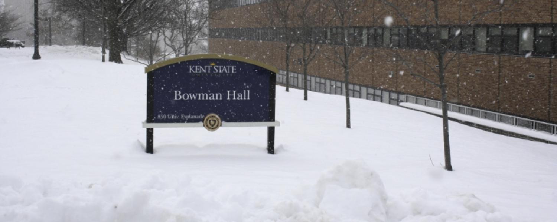 Bowman in Snow