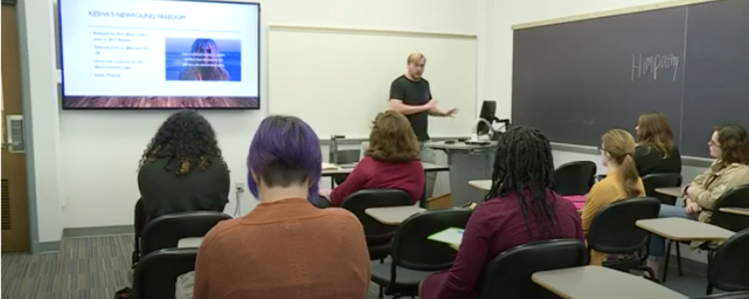 Kent State's Vera Camden Offers Class on #MeToo Movement
