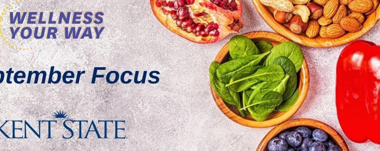 September Wellness Focus