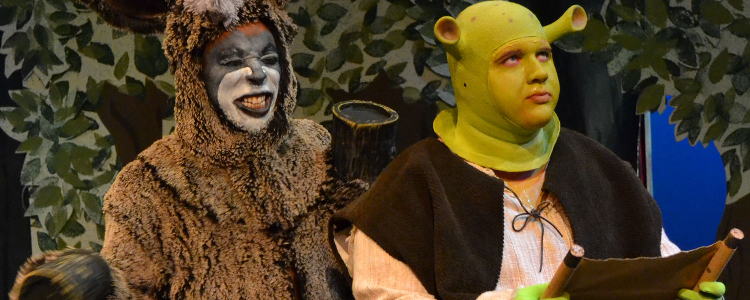 """Shrek the Musical"" at Kent Trumbull Theatre"