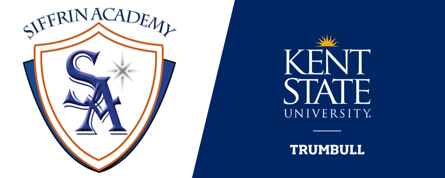Siffrin and Kent State Trumbull Logo