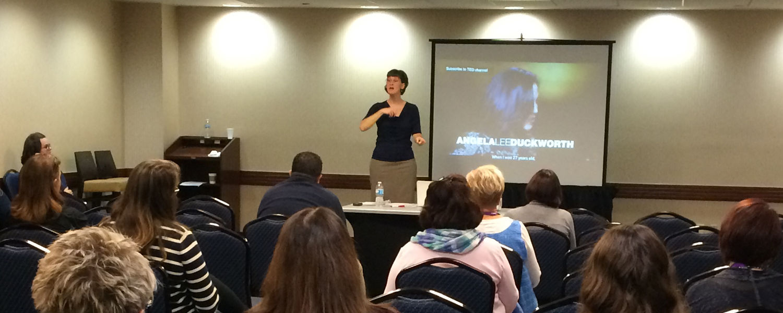 Jamie L. McCartney, Ph.D., Associate Professor, ASL/ English Interpreting Program  Program Coordinator