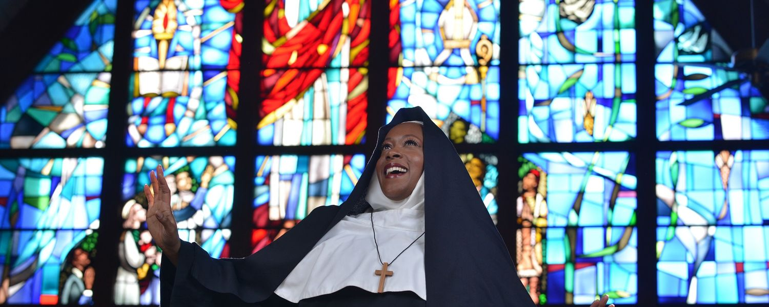 "When singer Deloris Van Cartier (Colleen Longshaw) witnesses a murder, she ends up in the last place she imagined: a convent. Porthouse Theatre open its 48th season with the regional premiere of ""Sister Act."""